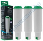 3 db FilterLogic CFL 903B kávéfőző vízlágyító vízszűrő Saeco AquaClean CA690300 vízszűrő helyett