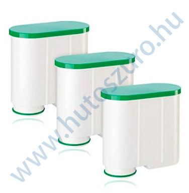 3 db FilterLogic CFL-903B kávéfőző vízlágyító vízszűrő - Phillips AquaClean CA6903/10 vízszűrő helyett