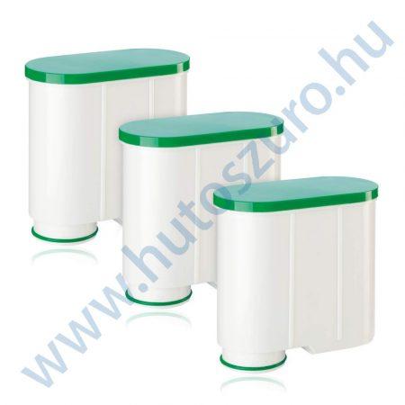 3 db FilterLogic CFL-903B kávéfőző vízlágyító vízszűrő - Saeco AquaClean CA6903/00 vízszűrő helyett