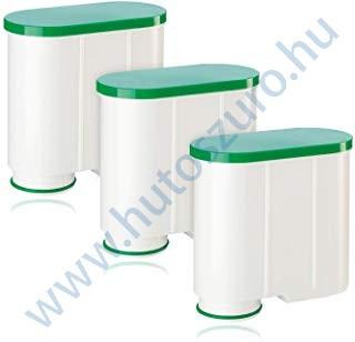 3 db FilterLogic CFL-903B kávéfőző vízlágyító vízszűrő - Philips Aquaclean CA6903/10 / Saeco AquaClean CA6903/00 vízszűrő helyett