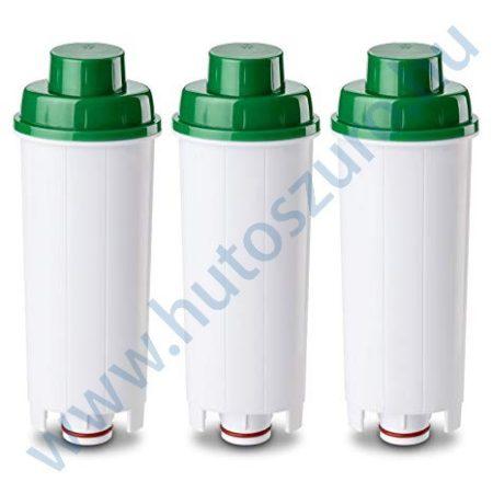 3 db FilterLogic CFL-950B - DeLonghi DSL C002 kávéfőző vízlágyító vízszűrő helyettesítő termék