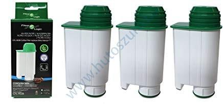 3 db FilterLogic CFL-902B Philips BRITA INTENZA + CA6702/10 kompatibilis kávéfőző vízszűrő vízlágyító