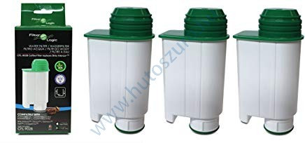 3 db FilterLogic CFL-902B Saeco BRITA INTENZA + CA6702/00 kompatibilis kávéfőző vízszűrő vízlágyító