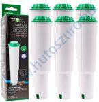 6 db FilterLogic CFL-801B - Jura White kávéfőző vízlágyító vízszűrő helyettesítő termék