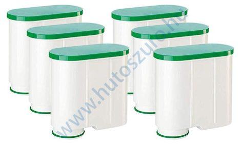 6 db FilterLogic CFL-903B kávéfőző vízlágyító vízszűrő - Philips Aquaclean CA6903/10 / Saeco AquaClean CA6903/00 vízszűrő helyett