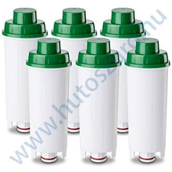 6 db FilterLogic CFL-950B - DeLonghi DSL C002 kávéfőző vízszűrő helyettesítő termék