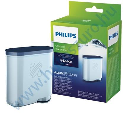 Vízszűrő mint Philips Saeco CA690310 AquaClean vízlágyító vízszűrő patron