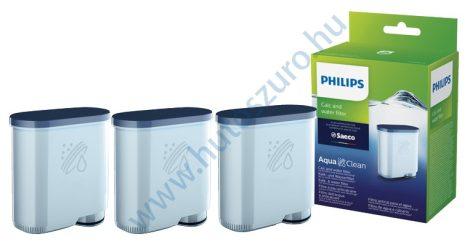 3 db-os Phillips AquaClean CA6903/10 kávéfőző vízlágyító vízszűrő