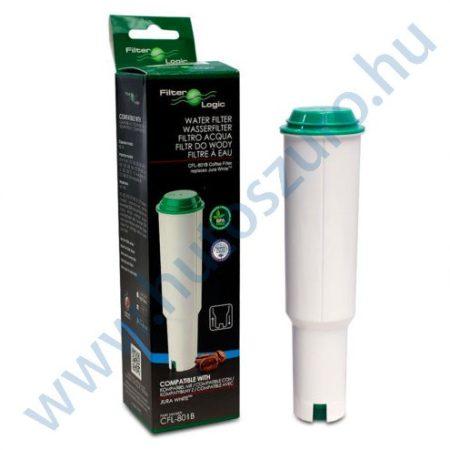 FilterLogic CFL-801B - Jura White kávéfőző vízlágyító vízszűrő helyettesítő termék