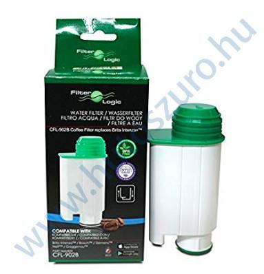 FilterLogic CFL-902B Saeco BRITA INTENZA + CA6702/00 kompatibilis kávéfőző vízszűrő vízlágyító