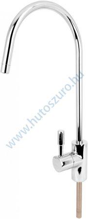 1 utas csaptelep konyhai vízszűrő rendszerhez - Luxury króm - 135A-CL2