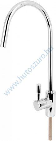 1 utas csaptelep konyhai vízszűrő rendszerhez - Minimál króm - 135A-CM2