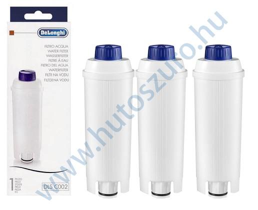 Vízszűrő mint DeLonghi DLS C002 vízszűrő, vízlágyító filter patron