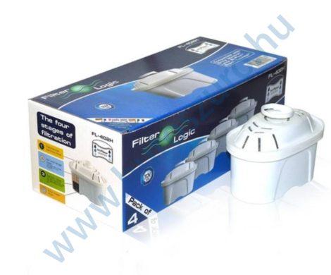 Vízszűrő kancsó FilterLogic FL402H maxtra típusú szűrőbetét - 4 db