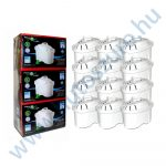 Vízszűrő kancsó FilterLogic FL402H maxtra típusú szűrőbetét - 12 db