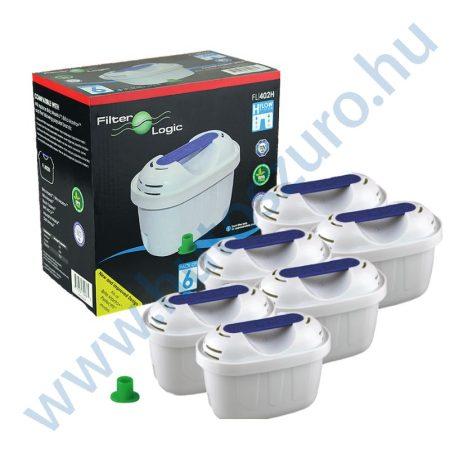 Vízszűrő kancsó FilterLogic FL402H maxtra típusú szűrőbetét - 6 db