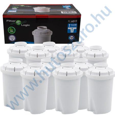 Vízszűrő kancsó FilterLogic FL601G classic típusú szűrőbetét - 12 db