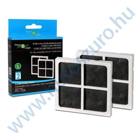 FilterLogic FFL-155L légszűrő LG fresh air filter helyett LG LT120F modellhez (2 db) (L13)