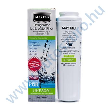Maytag PUR UKF8001 - 480181700573 (PuriClean II) gyári hűtőszekrény vízszűrő