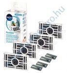 4 db - WPRO PurifAIR szagtalanító és antibakteriális szűrőbetét Whirlpool hűtőszekrényhez PUR505 - 484000008972