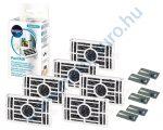 6 db - WPRO PurifAIR szagtalanító és antibakteriális szűrőbetét Whirlpool hűtőszekrényhez PUR505 - 484000008972