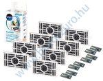 8 db - WPRO PurifAIR szagtalanító és antibakteriális szűrőbetét Whirlpool hűtőszekrényhez PUR505 - 484000008972