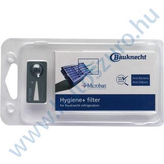 Microban antibakteriális légszűrő Bauknecht hűtőszekrényhez 481248048173 (HYG001)