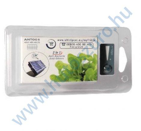 Whirlpool antibakteriális szűrő hűtőszekrényhez microban 481248048172 (HYG001/ANT001)