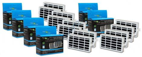 12 db - Filterlogic FFL-199W - Whirlpool antibakteriális szűrő helyett