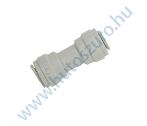 """Hűtőszekrény vízszűrő vízbekötés - vízcső toldó 1/4"""" (kb. 6 mm)"""